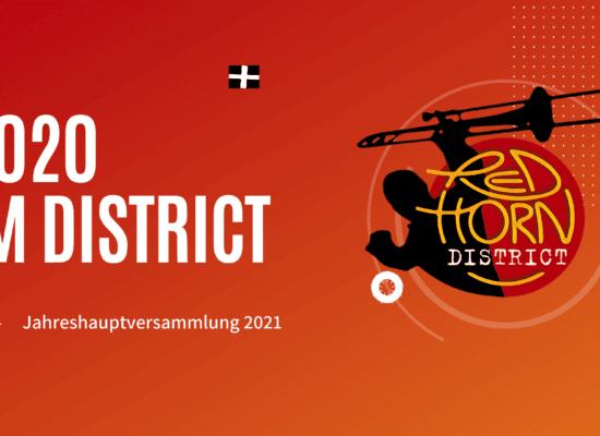 Jahreshauptversammlung 2021 - Red Horn District e.V.