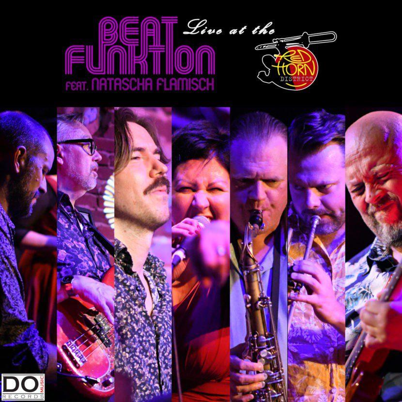 Beat Funktion feat Natascha Flamisch - Live im Red Horn District am 29.09.2019