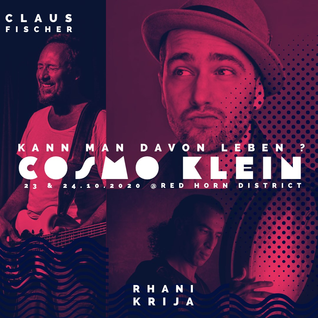 Cosmo Klein - Red Horn District
