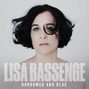 Cover - Lisa Bassenge - Borrowed&Blue