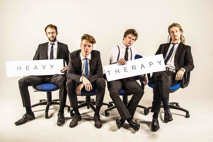 Heavy Therapy - Die Therapie - Red Horn District – Musik Club Horn – Bad Meinberg