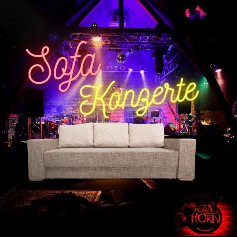 Sofa-Konzerte - Red Horn District - Horn-Bad Mienberg