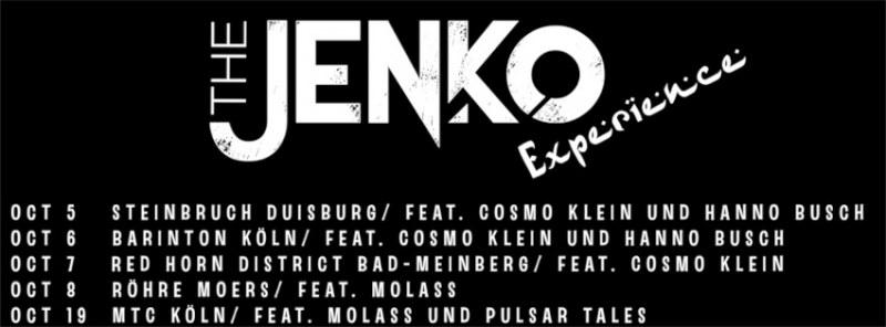The Jenko Experience feat. Cosmo Klein