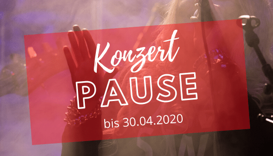 Konzert-Pause - Red Horn District