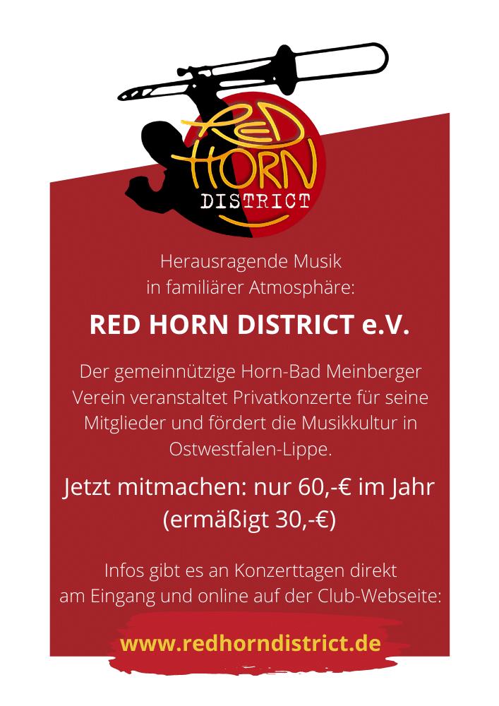 Mitglied werden im Red Horn District e.V.