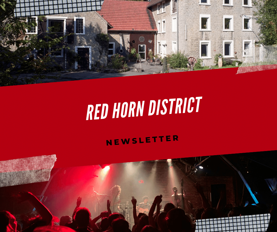 Newsletter - Red Horn District