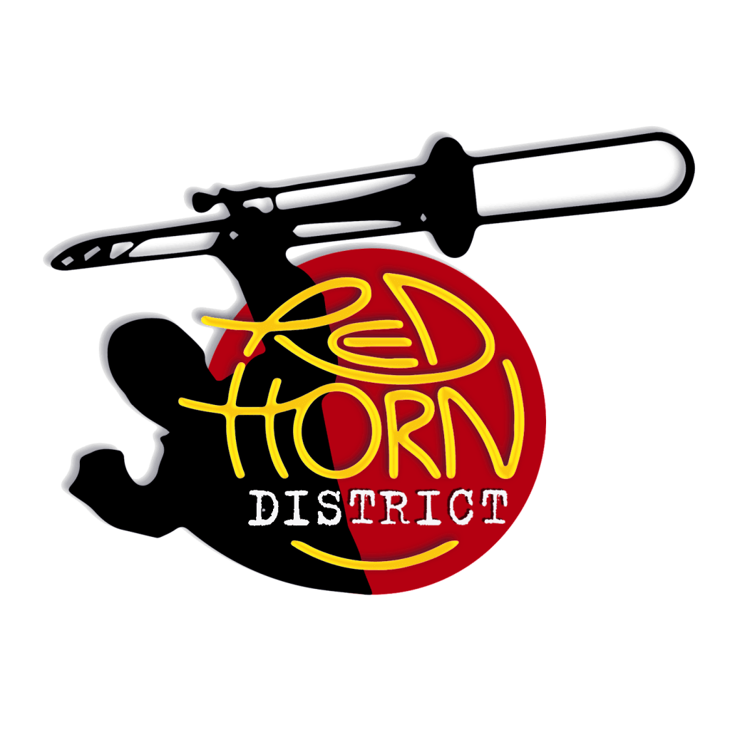 Red District Logo - Red Horn District – Musik Club Horn – Bad Meinberg