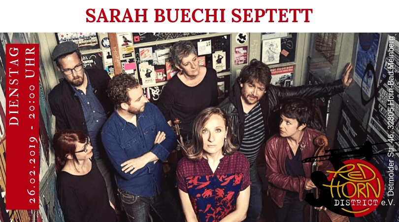 sarah buechi septett - Red Horn District
