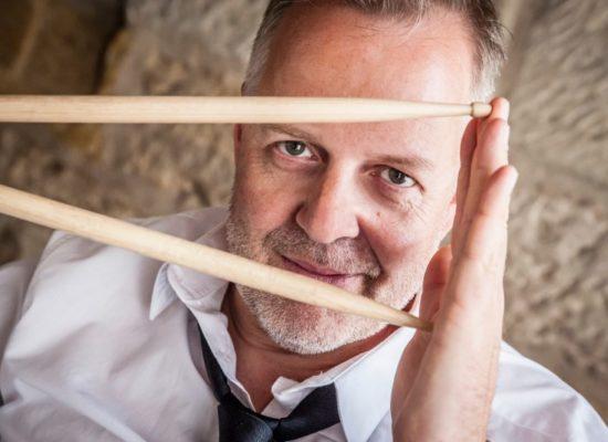 Wolfgang Haffner - photo by Antje Wiech