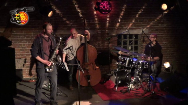Christoph Irniger Trio Feb 14