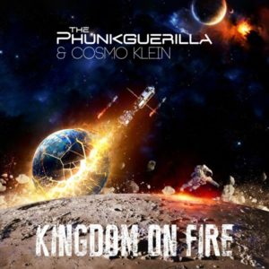 Kingdom of Fire Album Phunkguerilla Cosmo Klein Red Horn District Musik Club Kulturtreff Bad Meinberg Ostwestfalen