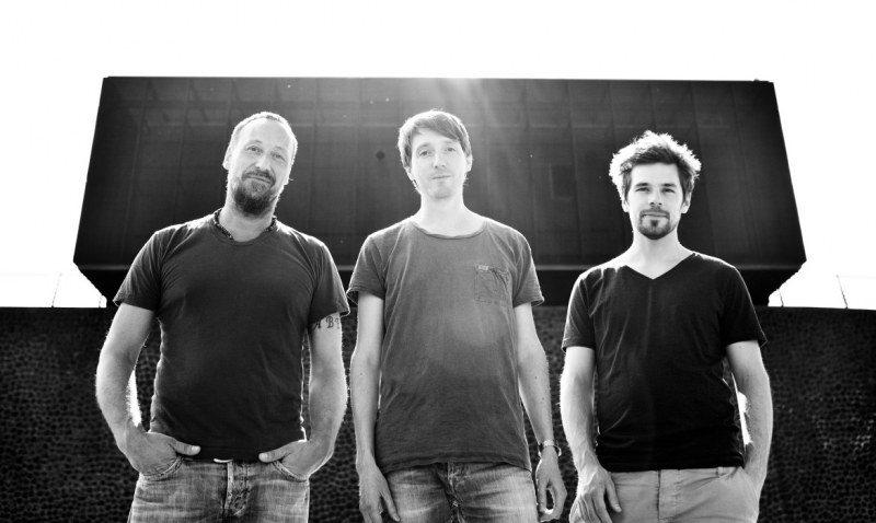Freitag, 12. Februar 2016 - Hanno Busch Trio