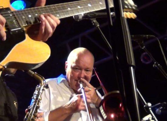 Nils Landgren September 2014