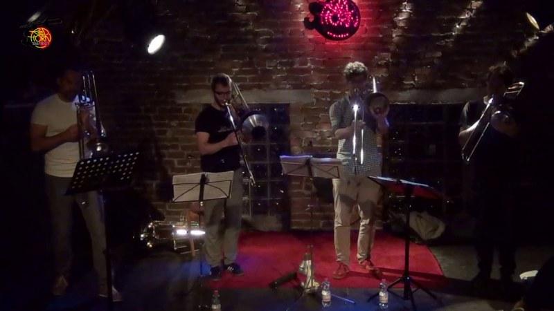 Vertigo Trombone Oktober 2014