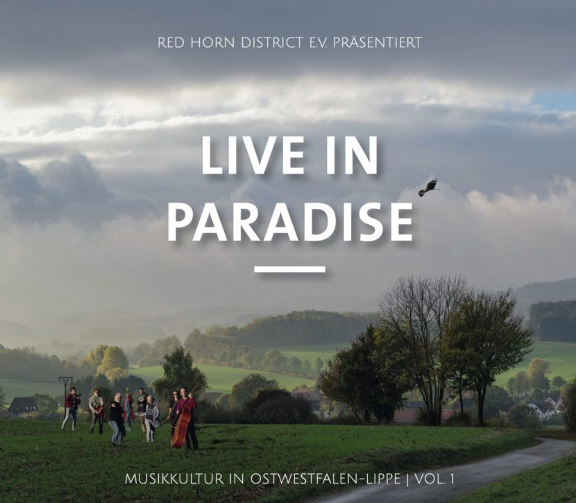 RED HORN DISTRICT CD-SAMPLER - Live in Paradies