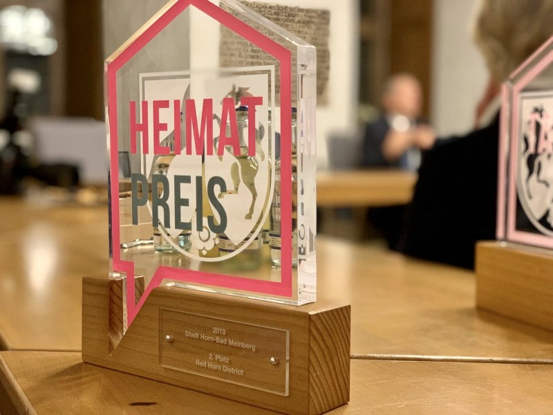 Red Horn District e.V. gewinnt Heimatpreis