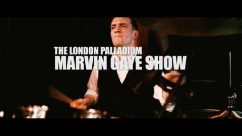 Donnerstag, 10. Mai 2018: Cosmo Klein & The Marvin Gaye Show
